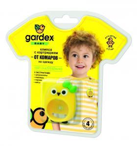 Gardex Baby со сменным картриджем от комаров