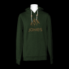 Jeremy Jones 2015-16 BASIC HOODY GREEN HEATHER