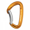 Salewa Hardware FLY BENT CARABINER LIGHT ORANGE