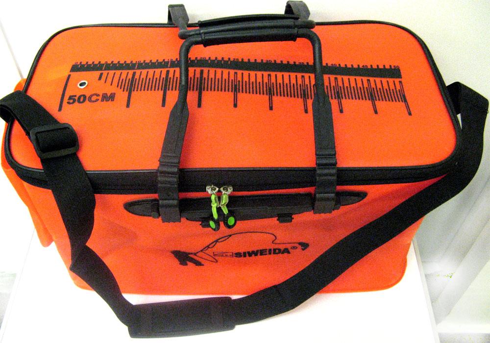 непромокаемая сумка для рыбалки купить